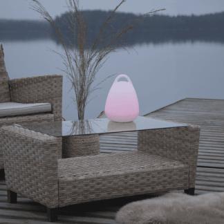 Twilights Utendørsdekorasjon RGB m/Fjerkontroll kjegle | Belysning.online