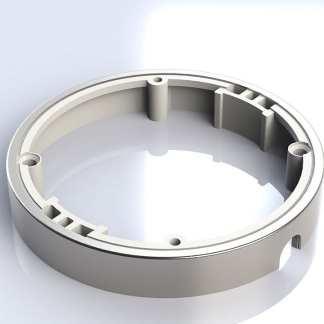 ID-LED 12V møbelspot for 55mm utfresing eller påbygg | Belysning.online