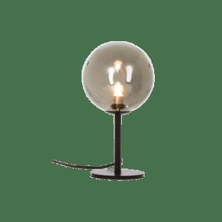 Molekyl bordlampe G9 25W Sort/Røk | Belysning.online
