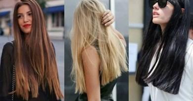 Top 15 ideias de cortes de cabelo longo
