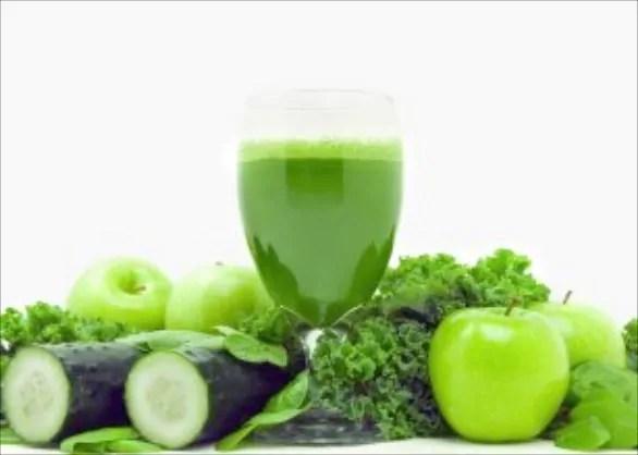suco-detox-seca-barriga-verde Suco Detox Seca Barriga - 6 Receitas para Queimar Gordura Hoje!