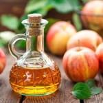 Vinagre de cidra de maçã com mel