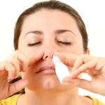 Entre os remédios para sinusite crônica uma opção caseira é a água com sal