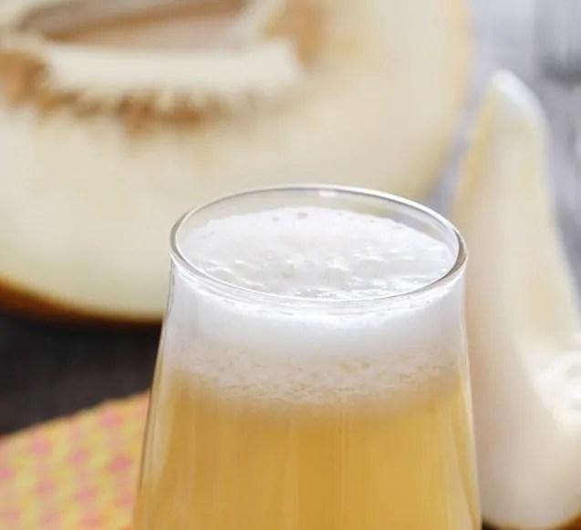 Suco de abacaxi com melão é uma das 7 combinações saborosas para suco