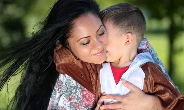 amar seus filhos