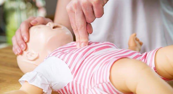 Como reanimar um bebê?
