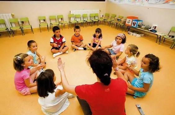 escolarizar as crianças
