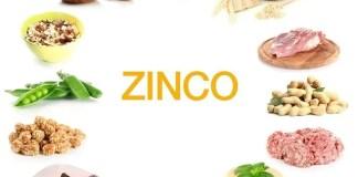 10 alimentos que são ricos em zinco
