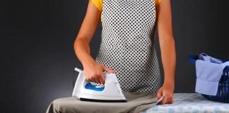 Como passar roupas com e sem o ferro