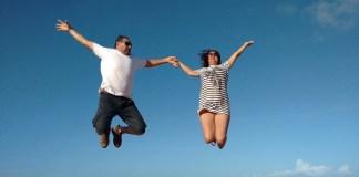 Casais que emagrecem juntos são mais felizes!