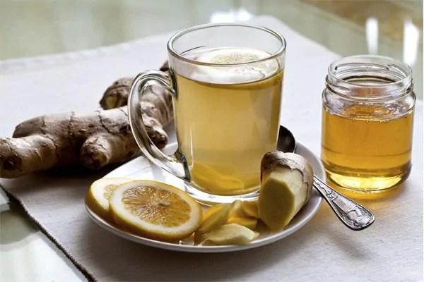Chá de gengibre – Propriedades, Como fazer e Receitas