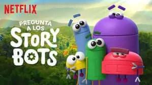 pergunte-aos-storybots A melhor série no Netflix para as crianças