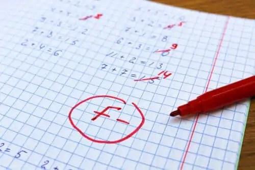 Aquisição da competência matemática