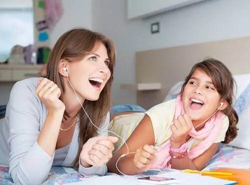 a-criatividade-das-criancas A música, influenciando a criatividade das crianças