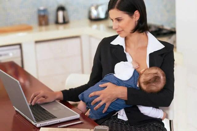 amamentacao-e-trabalho-como-conciliar Ser mãe e para realizar concursos públicos