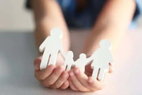 vinculacao-familiar A ligação e separação da família: o que é?