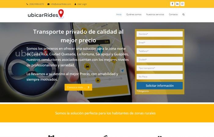 Ubicar Rides De Costa Rica
