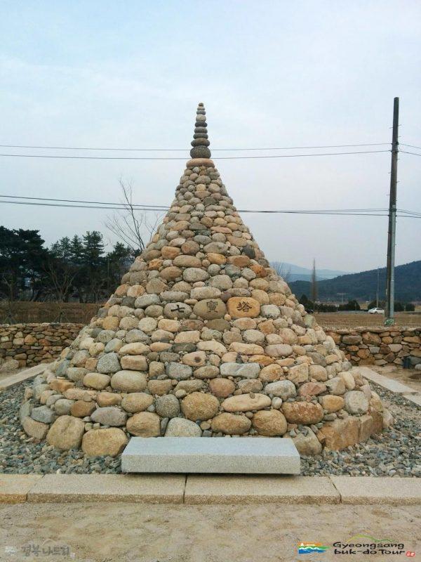 Hike to Namsan mountain Gyeongju