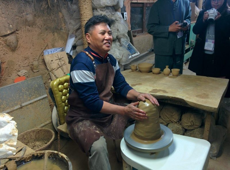 Ulsan South Korea onggi pottery village