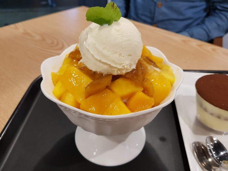 sulbing myeongdong cafe