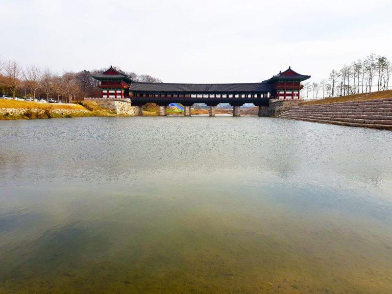 Woljeong Bridge gyeongju attraction
