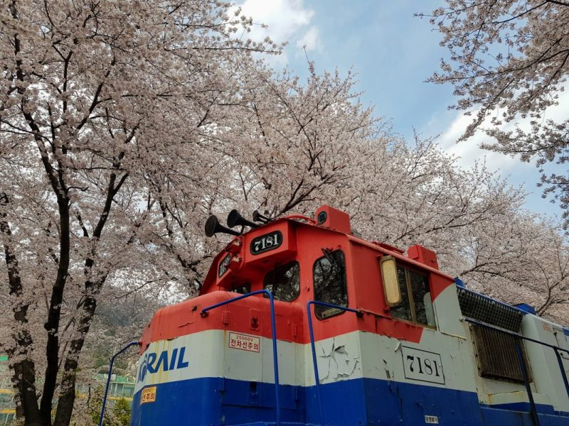 seoul weather march