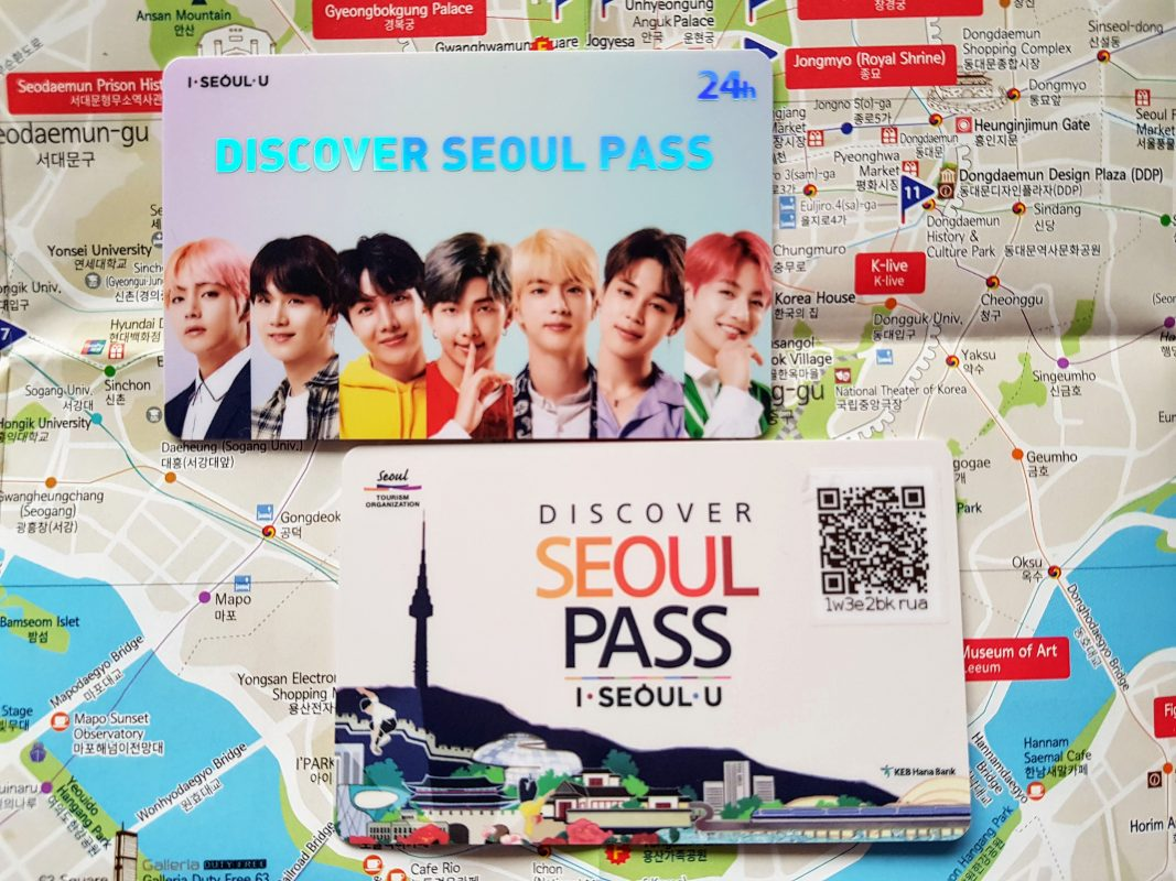 discover seoul pass one day