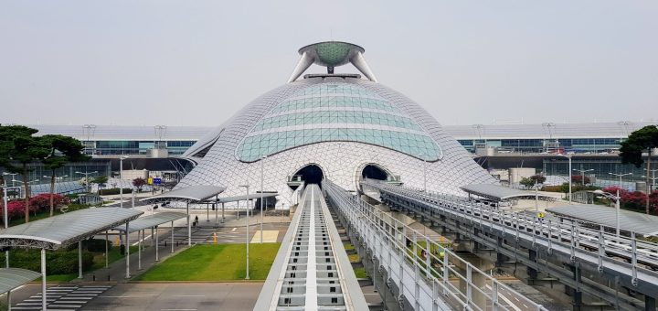Incheon Airport To Gimpo Airport