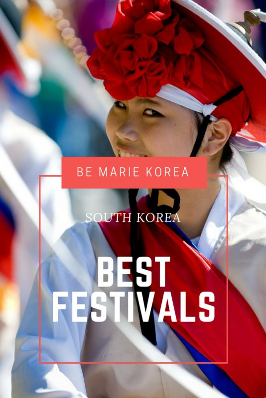 Festivals In South Korea