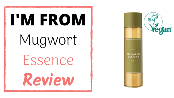 I'm From Mugwort Essence Review