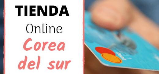 tienda online coreana