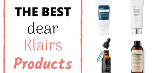 best klairs products