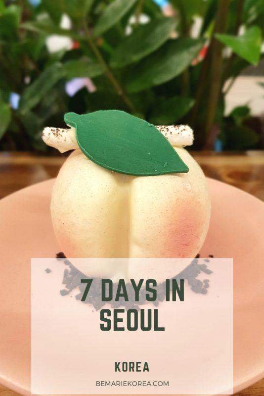 seoul winter itinerary 7 days
