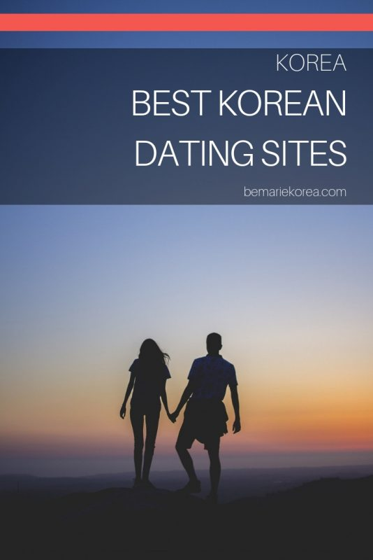 What s a commonly used dating website in Korea korea