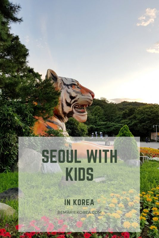 things to do in seoul with family