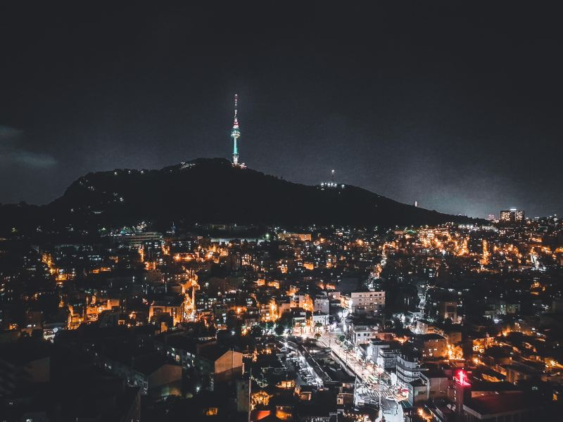 how to go to namsan tower