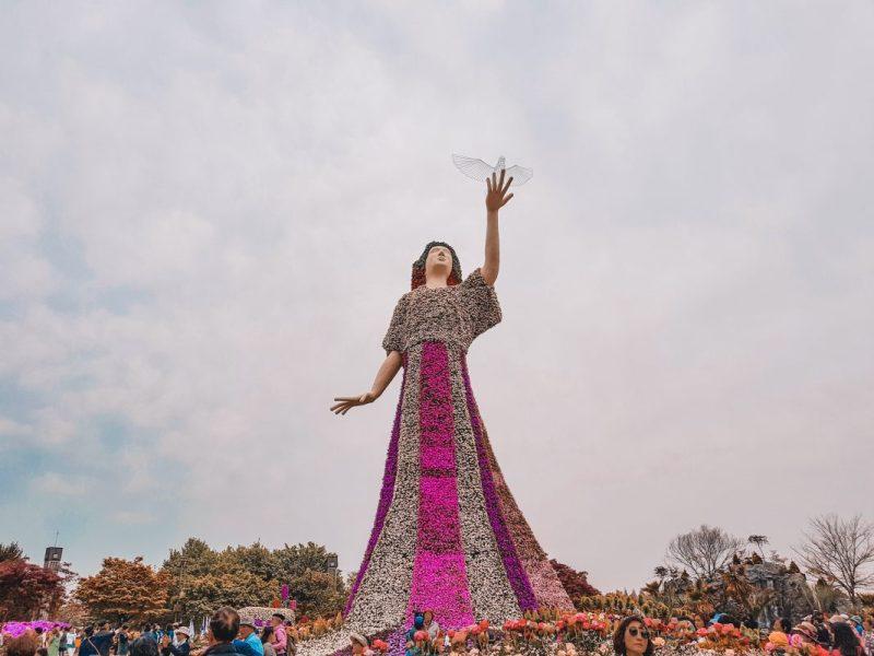 GOYANG FLOWER FESTIVAL south korea
