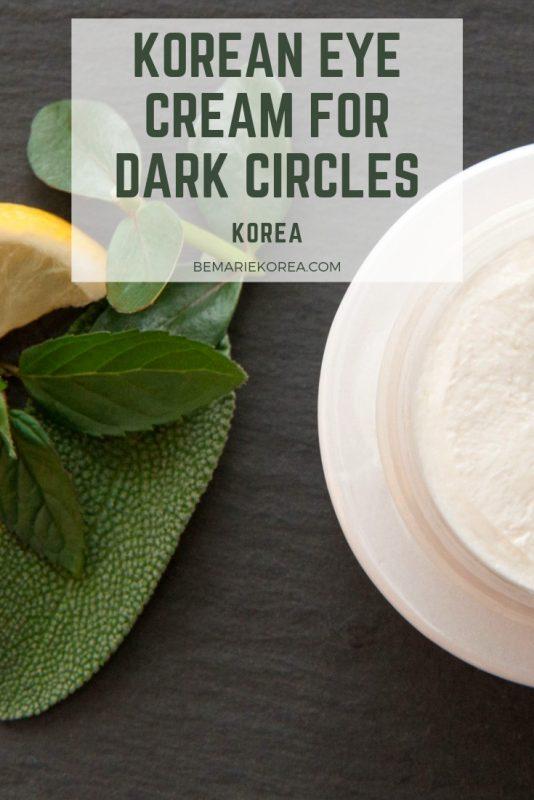 best korean concealer for dark circles