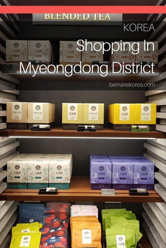 shinsegae duty free myeongdong