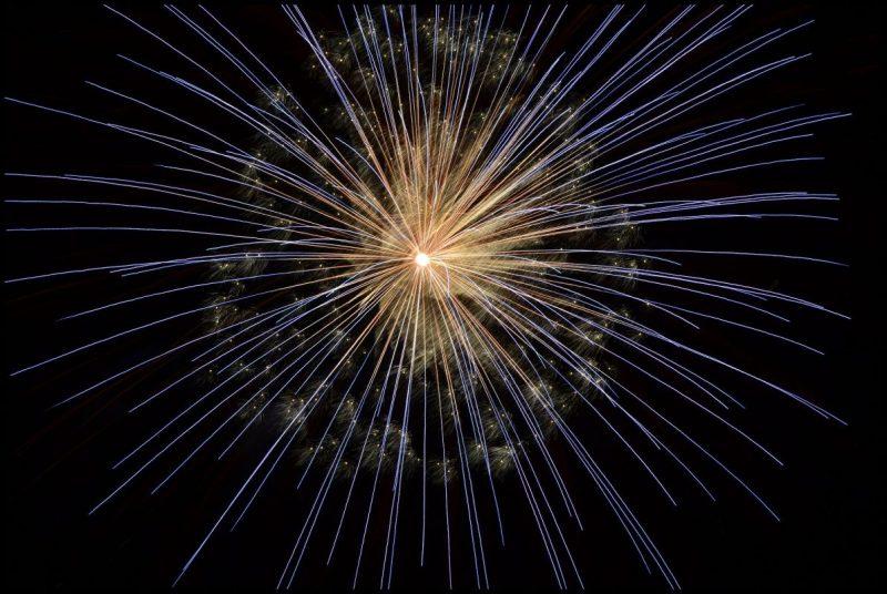 pohang fireworks festival korea