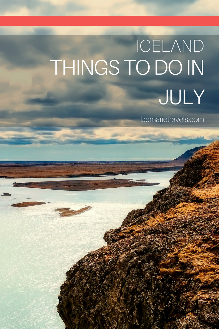 What To Do In Iceland In July