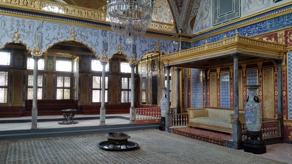 turkish airlines free tour topkapi palace