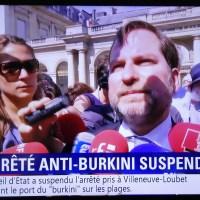 """Le Conseil d'État désavoue M. #Valls: «il est interdit d'interdire""""... #Burkini"""