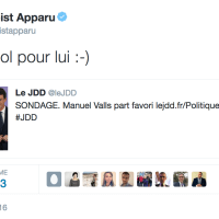 """M.#Valls, le """"Juppé"""" des sondages Primaires? Il part favori [Mais chuut! ne pas lui dire que ..]..."""