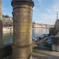 """Ce matin sur les rives de #Lyon, j'ai croisé un """"fauteuil""""..."""