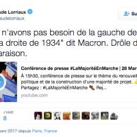 ▶#Macron ne veut pas de Manuel #Valls, le pauvre...