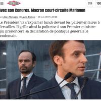 """Couac d'État, guerre au sommet: Congrès à Versailles ou """"Discours de politique générale""""?"""