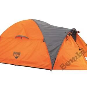 "Pavillo - (28"" + 79"") x 65"" x 45""/(70cm + 2.00m) x 1.65m x 1.15m Navajo X2 Tent"