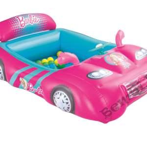 "Barbie - 53"" x 39"" x 17""/1.35m x 99cm x 43cm Sports Car Ball Pit"