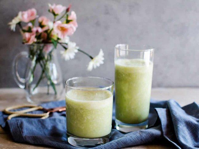 detox cactus smoothie